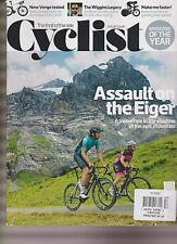 CYCLIST MAGAZINE #54 NOV 2016, The Thrill of the Ride.