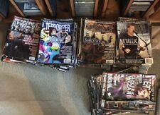 Terrorizer Magazine 109-228 & BM special (120 magazines)