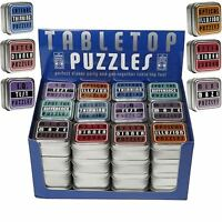 TableTop Puzzles Mens Christmas Stocking fillers Xmas Gifts For Him Her