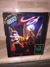 CEACO WIZARD GLOW IN THE DARK 550 PIECE JIGSAW PUZZLE