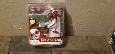 Mcfarlane NFL 27 Larry Fitzgerald WHITE JERSEY COLLECTOR/SILVER