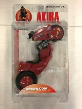 McFarlane's 3D Animation from Japan Akira Kaneda's Bike Figure 2000