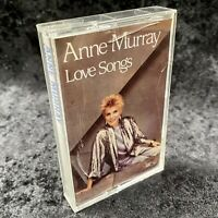 Anne Murray Love Songs Cassette Tape 1988 Capitol Records