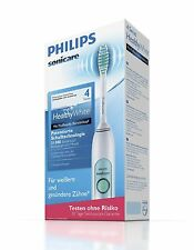 PHILIPS SONICARE HEALTHY WHITE HX6711/22 Electric Toothbrush Turquoise Series 4