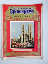 The Illustrated London News - Christmas Number 1965