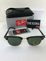 Brand New RayBan Clubmaster Classic RB3016 W0366 49mm - Limited price Ray-Ban