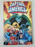CAPTAIN AMERICA: FIGHTING CHANCE — ACCEPTANCE TPB 2009 MARVEL BRAND NEW UNREAD