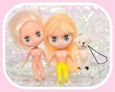 ❤️Authentic Littlest Pet Shop LPS BLYTHE #B15 #B22 Girl Doll Lot No Clothes❤️