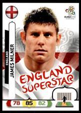 PANINI EURO 2012 ADRENALYN XL - ANGLETERRE JAMES MILNER ( GB édition / carte de
