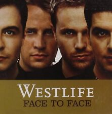 Westlife - Face To Face CD  Nuovo Sigillato