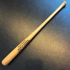 Original 1932 World Series Mini Baseball Bat Babe Ruth Called Shot Yankees Cubs