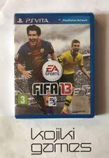 FIFA 13 - Sony PS VITA - Neuf sous blister - PAL