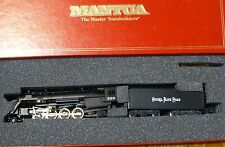 Mantua Ho #383-070 Nickel Plate Raod Light Mikado #590 (Run #129) Steam Loco New