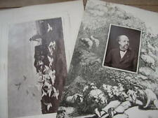 SCHENCK   cliché photoglyptie de Galerie Contemporaine 1880