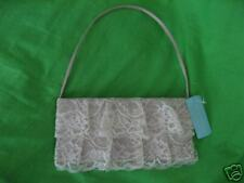 """Off White Lace Handbag, Clutch, Evening Purse """"Forever 21""""- NWT"""