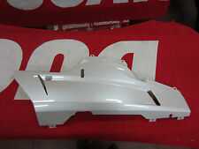 Semi Carena Inferiore Sx Bianco Lucido Per Ducati 848-1098-1198 cod 48012281AW