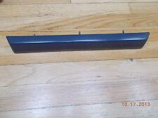 NOS 1989 FORD E150 E250 E350 REAR LICENSE PLATE LAMP SHIELD