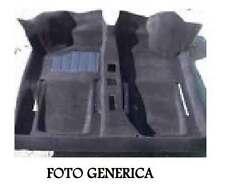 FIAT 500 L TAPPETO PREFORMATO IN MOQUETTE GRIGIO ANTRACITE COD. 14/1