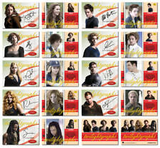 Twilight 10 card set Twilightgraphs New / Rare