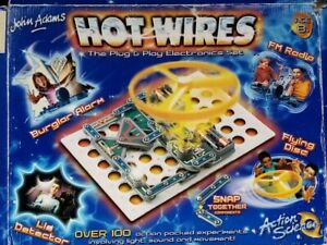 John Adams Hot Wires Electronics 2007 - CHOOSE YOUR REPLACEMENT COMPONENT SPARES