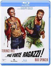 Più Forte Ragazzi (Blu Ray) Bud Spencer Terence Hill