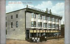 Nome AK Golden Gate Hotel AYPE #90554 1909 Postcard