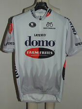 MAGLIA BICI CICLISMO SHIRT MAILLOT CYCLISM TEAM DOMO LATEXCO VERMARC tg. 3XL