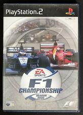 F1 campeonato temporada 2000 (Sony PlayStation 2) (PS2) (2000)