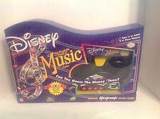 New Sealed Disney The Wonderful World of Music Electronic Board Game Mattel 2002