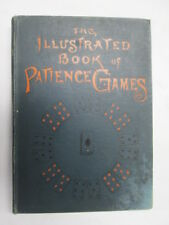 Acceptable - The Illustrated Book of Patience Games - Hoffmann, Professor 1904-0