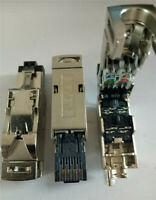1pcs new for Siemens Ethernet RJ45 8-core connector 6GK19011BB112AAO