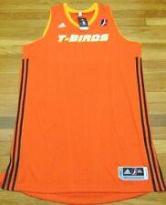 ADIDAS NBA D-LEAGUE REVOLUTION 30 NEW MEXICO T-BIRDS AUTHENTIC BLANK JERSEY 3XL4