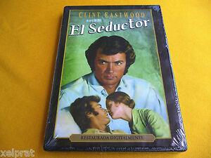 EL SEDUCTOR - Clint Eastwood - Precintada