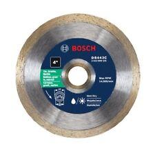Bosch 4-Inch Premium Continuous Rim Diamond Blade