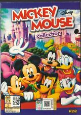 Kids Cartoon DVD Mickey Mouse Collection Vol.1-43 End English Dubbed Free Ship