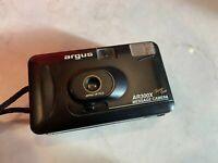 Vintage Camera Argus AR300X Message FILM Camera -- WORKS!