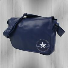 Converse Flap Messenger Vintage Bag (Blue)