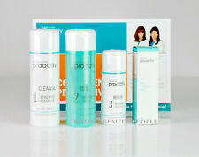 Proactiv Set Acne Treatment Skin Smoothing Exfoliator Oil Control Cleanser 60Day