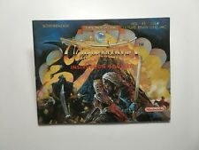 THE MAGIC OF SCHEHERAZADE - NES MANUAL ONLY *NO GAME/ NO BOX*