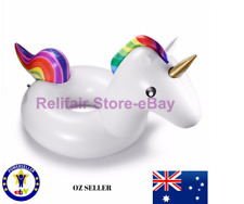 Inflatable Unicorn Tube Pool Float-Perfect Unicorn Ring~Aussie Floatie Stock