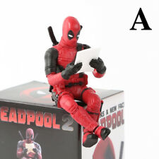5cm Mini Deadpool Action Figure X-Men PVC Toy Collection Car Accessories