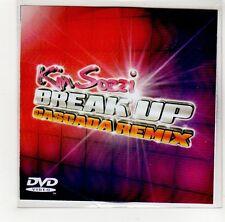 (GE831) Kim Sozzi, Break Up - DJ DVD