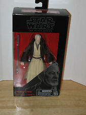 "Star Wars 6"" Black Series #32 Obi-Wan Kenobi - Alec Guinness - Nip Vhtf"