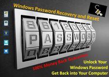 Best Windows Password RESET / Unlock, Remove CD - Windows, 10. 8.1, 7,  Recovery