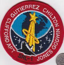 US NASA Space Ship Patch Shuttle Flight Astronaut Mission SRL1 CLIFFORD GODWIN