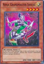 Yugioh Ninja Grandmaster Sasuke - TU07-EN002 - Super Rare NM