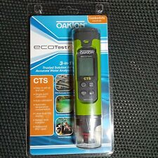 Oakton EcoTester CTS Pocket Conductivity  Salinity and TDS Meter 3 in 1 Freeship