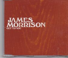 James Morrison-Get To You promo cd single