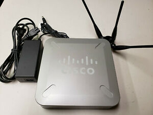 Cisco WRVS4400N v2 Wireless N Gigabit Security Router with VPN with Power Supply