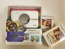 Brand New – Polaroid Snap Instant Print Digital Camera (10 MP) - Lot 2 Twin Pack